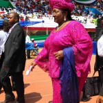 Sia Koroma, First lady of Sierra Leone