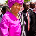 Ellen Johnson-Sirleaf, President of Liberia