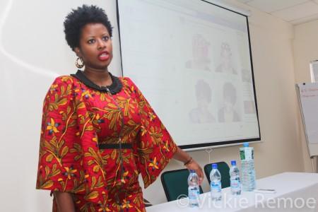 Social Media Marketing - Sierra Leone- Training - Vickie Remoe18