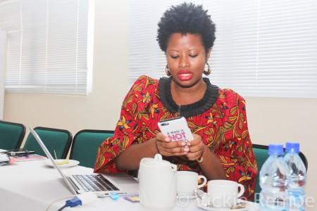 Social Media Marketing - Sierra Leone- Training - Vickie Remoe22