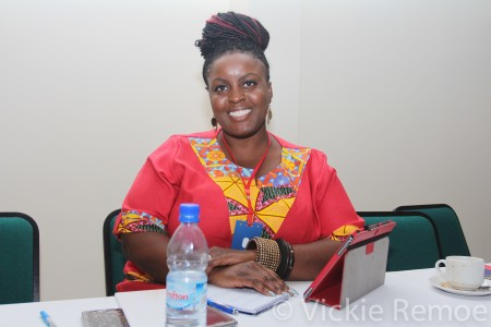 Social Media Marketing - Sierra Leone- Training - Vickie Remoe27