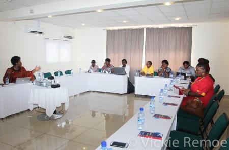 Social Media Marketing - Sierra Leone- Training - Vickie Remoe7