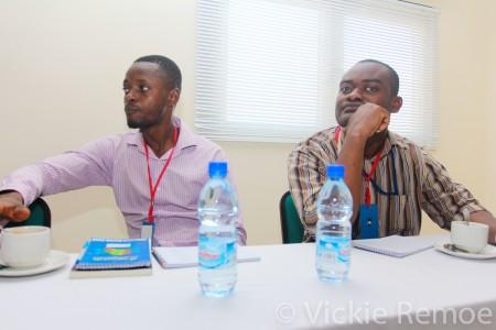 Social Media Marketing - Sierra Leone- Training - Vickie Remoe8