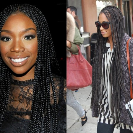 Groovy Hair Style Trend Braids Cornrows Make Come Back With Beyonce Hairstyles For Women Draintrainus