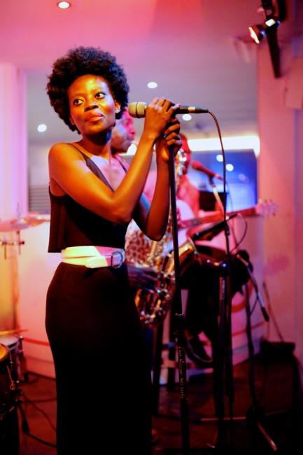Jojo Abot Ghanaian Singer/Songwriter