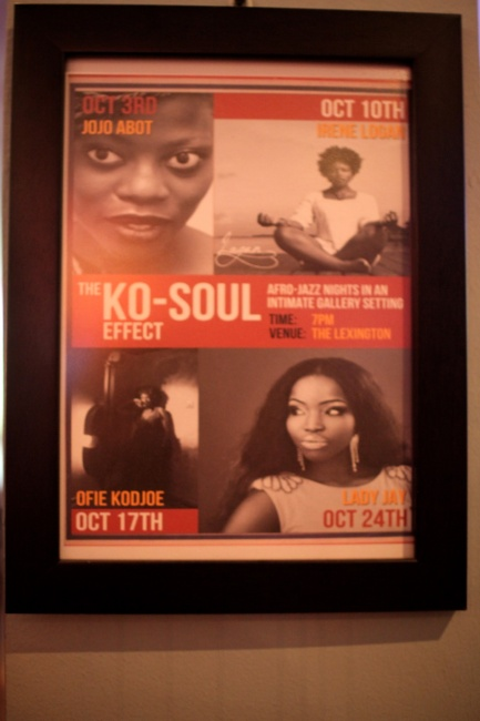 The KO-SOUL Effect: Jazz and Art_JoJoAbot 110