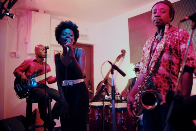 The KO-SOUL Effect: Jazz and Art_JoJoAbot104
