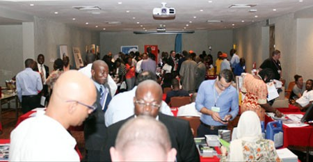 Photo © Awareness Times  Photo: Trade Fair of local-businesses-and-NGOs-Radisson-Blu