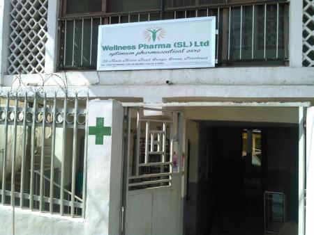 Wellness Pharma SL Ltd