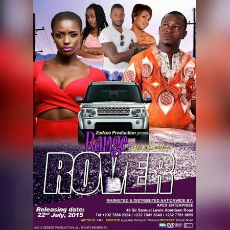 Zainab Sheriff_BigBrother Africa-RangeRover-SierraLeone-film