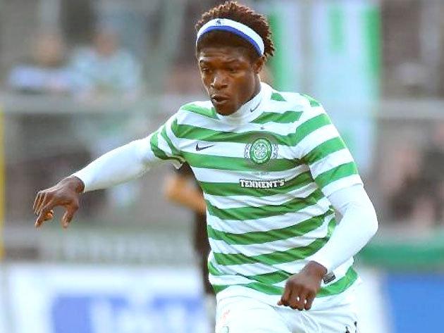 Mohamed Pobosky Bangura for Celtic now on loan to AIK