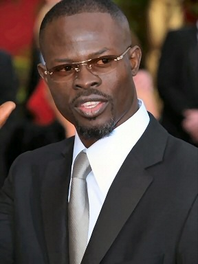 djimon hounsou wife