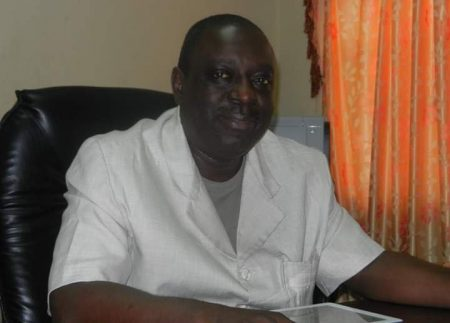 Dr. Gbanabom Hallowell