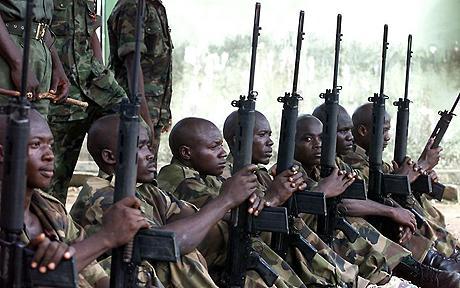 Sierra Leonne Crisis